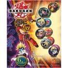 BAKUGAN Soft PLAY BALL Surprise Lucky Dip Play Balls - 6 To Collect